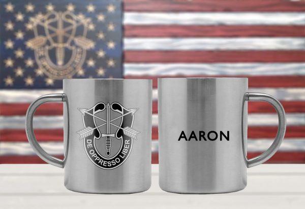 15oz Stainless Mug - SF Crest